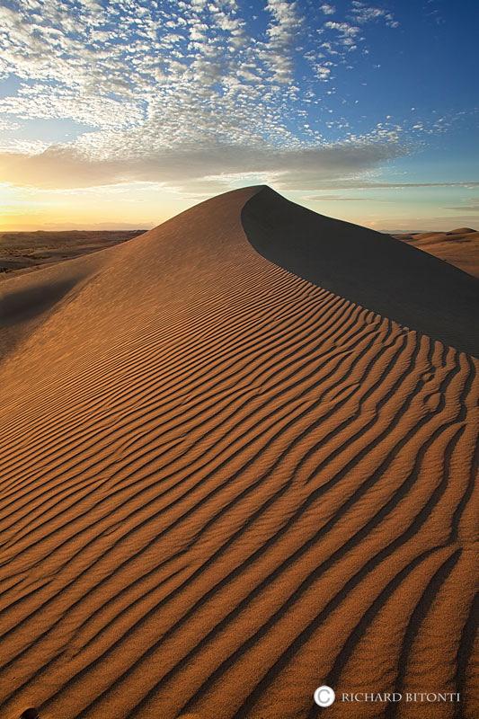 Algodones dunes, sand dune, imperial county, California, , photo